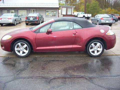2007 Mitsubishi Eclipse Spyder for sale in Warsaw, IN