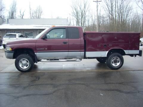 2002 Dodge Ram Pickup 2500 for sale at H&L MOTORS, LLC in Warsaw IN