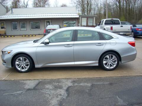 2019 Honda Accord for sale at H&L MOTORS, LLC in Warsaw IN