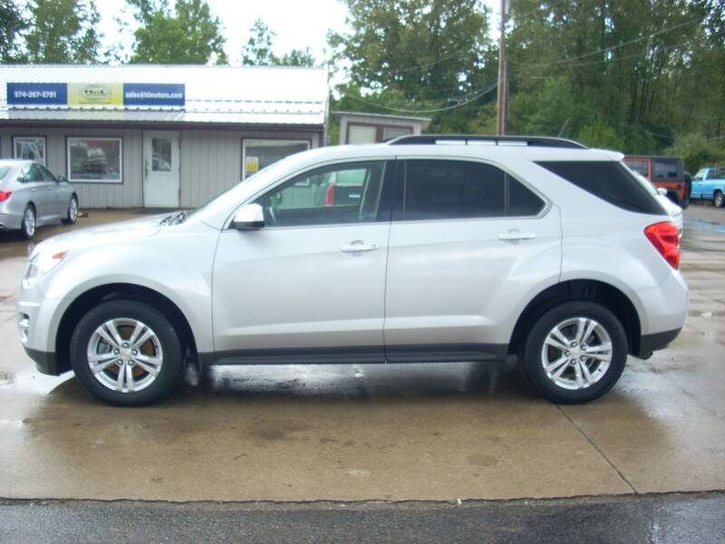 2013 Chevrolet Equinox for sale at H&L MOTORS, LLC in Warsaw IN