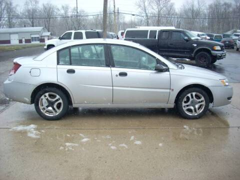 2003 Saturn Ion for sale at H&L MOTORS, LLC in Warsaw IN
