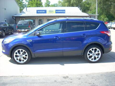 2013 Ford Escape for sale at H&L MOTORS, LLC in Warsaw IN