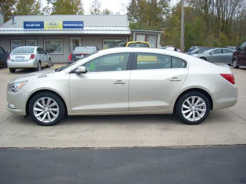 2016 Buick LaCrosse for sale at H&L MOTORS, LLC in Warsaw IN