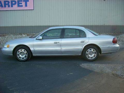 1998 Lincoln Continental for sale in Warsaw, IN