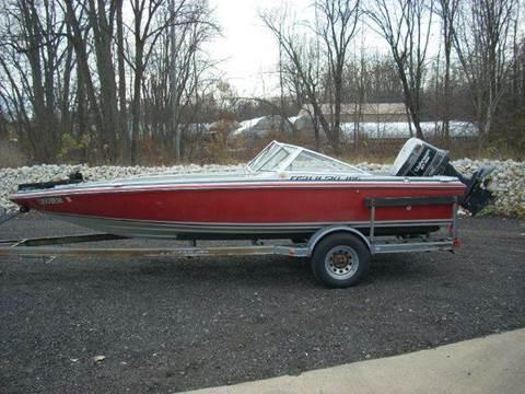 1988 Baja Fish 'N Ski 186