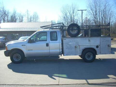 1999 Ford F-350 Super Duty for sale at H&L MOTORS, LLC in Warsaw IN