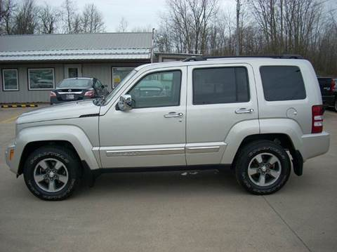 2008 Jeep Liberty for sale in Warsaw, IN