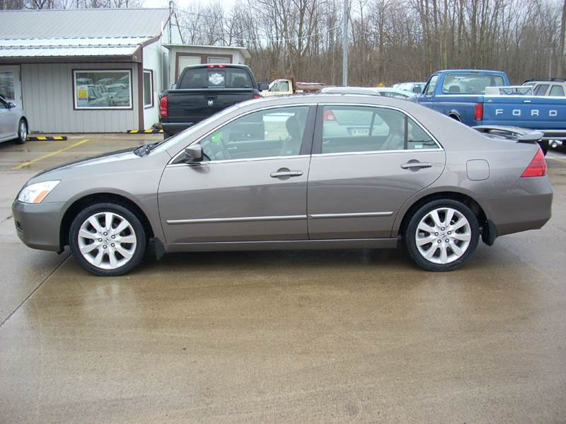 2007 Honda Accord EX L   Warsaw IN
