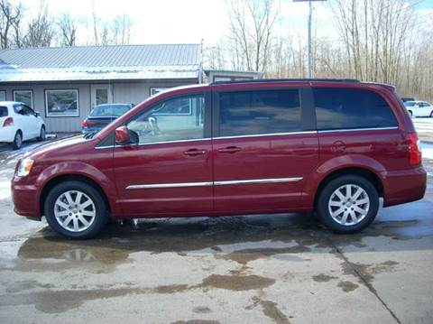2015 Chrysler Town and Country for sale in Warsaw, IN