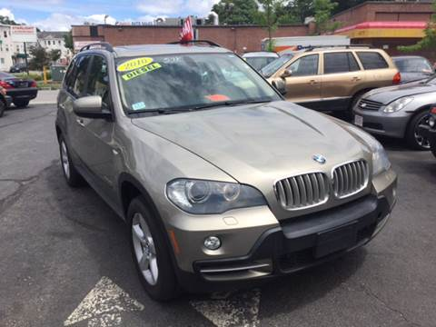 2010 BMW X5 for sale at Olsi Auto Sales in Worcester MA
