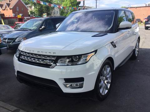 2016 Land Rover Range Rover Sport for sale at Olsi Auto Sales in Worcester MA