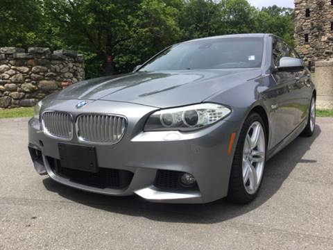 2011 BMW 5 Series for sale at Olsi Auto Sales in Worcester MA