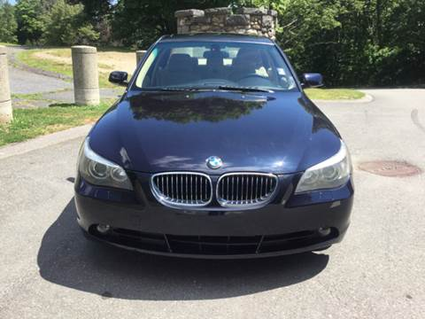2007 BMW 5 Series for sale at Olsi Auto Sales in Worcester MA