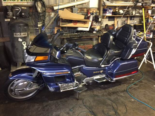 1988 Honda Gold Wing