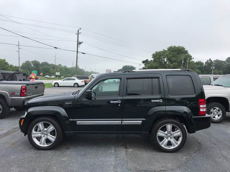 2012 Jeep Liberty 4x4 Jet Edition 4dr SUV   Camby IN