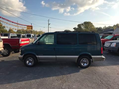 2002 GMC Safari for sale in Camby, IN