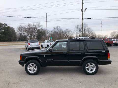 2001 Jeep Cherokee for sale in Camby, IN