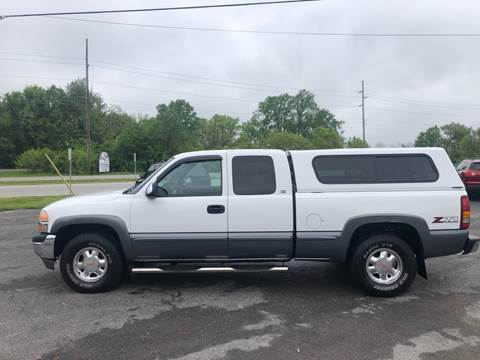 2000 GMC Sierra 1500 for sale in Camby, IN