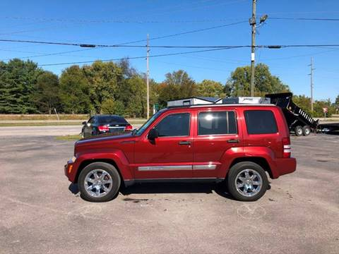 2008 Jeep Liberty for sale in Camby, IN