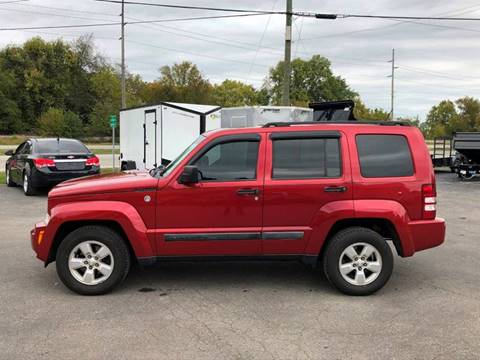 2010 Jeep Liberty for sale in Camby, IN