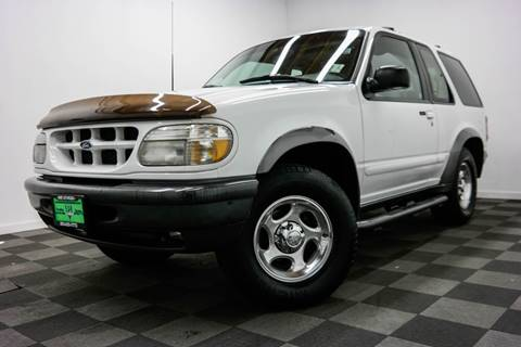 1998 Ford Explorer for sale at Sunset Auto Wholesale in Tacoma WA