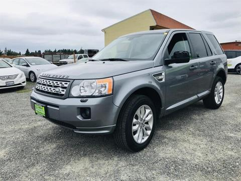 2011 Land Rover LR2 for sale in Tacoma, WA