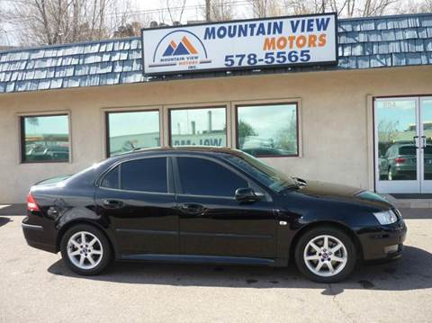 2007 Saab 9-3 for sale at Mountain View Motors Inc in Colorado Springs CO