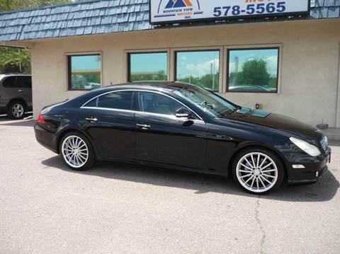 Mercedes Benz For Sale In Colorado Springs Co