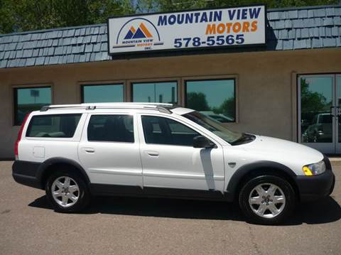 2005 Volvo XC70 for sale at Mountain View Motors Inc in Colorado Springs CO