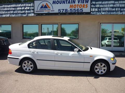 2002 BMW 3 Series for sale in Colorado Springs, CO