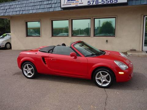 2004 Toyota MR2 Spyder for sale in Colorado Springs, CO