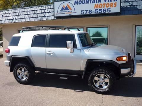 2008 Toyota FJ Cruiser for sale in Colorado Springs, CO
