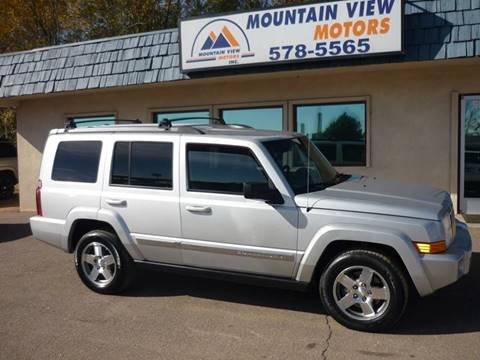 2010 Jeep Commander for sale in Colorado Springs, CO