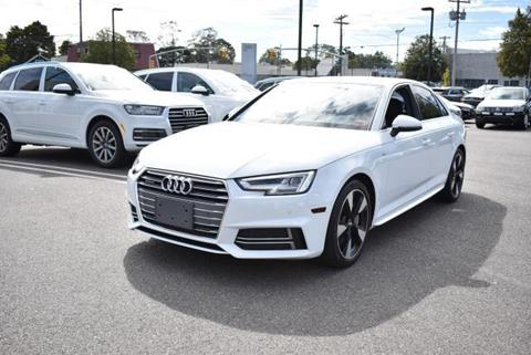 2017 Audi A4 for sale in Massapequa, NY