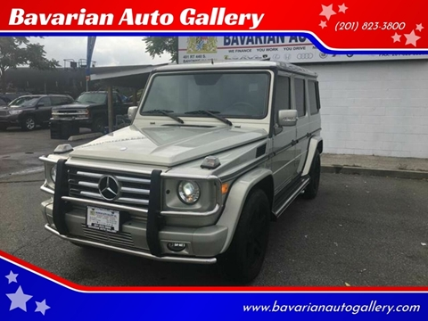2009 Mercedes-Benz G-Class for sale in Bayonne, NJ