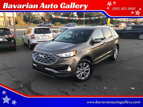 2019 Ford Edge for sale in Bayonne, NJ