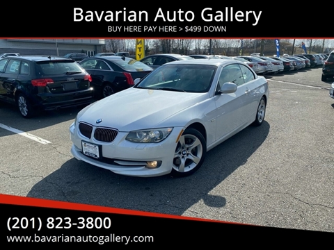 2011 BMW 3 Series 335i for sale at Bavarian Auto Gallery in Bayonne NJ