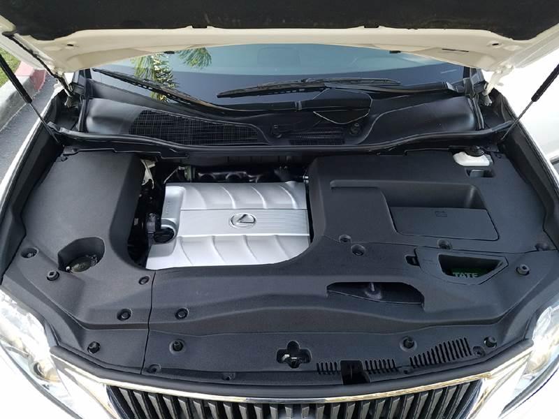 2010 Lexus RX 350 4dr SUV - Covina CA