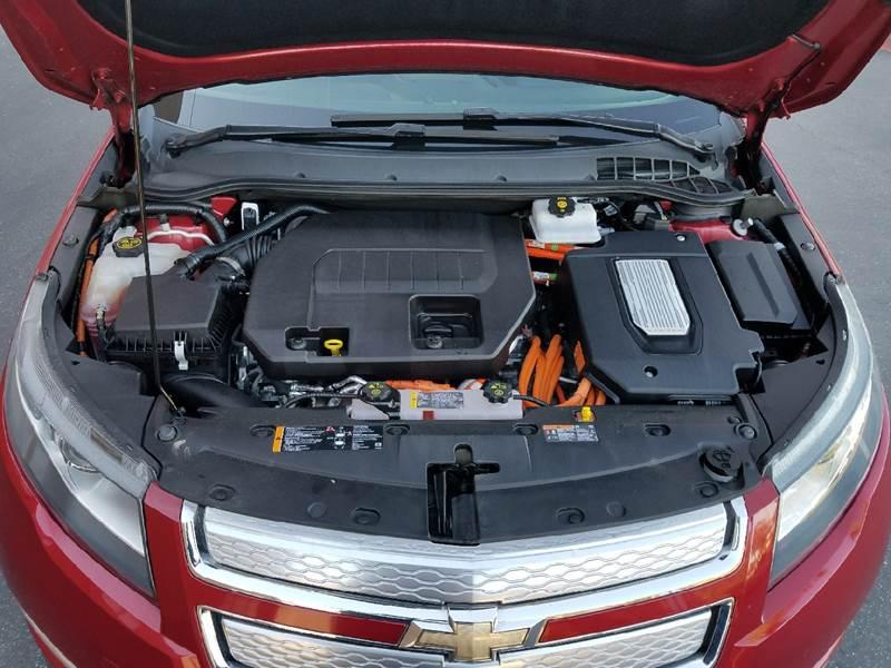 2014 Chevrolet Volt 4dr Hatchback - Covina CA