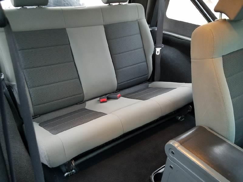 2010 Jeep Wrangler 4x4 Sport 2dr SUV - Covina CA