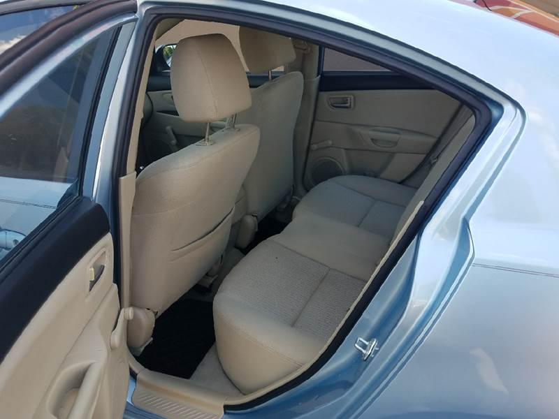 2008 Mazda MAZDA3 i Sport 4dr Sedan 4A - Covina CA