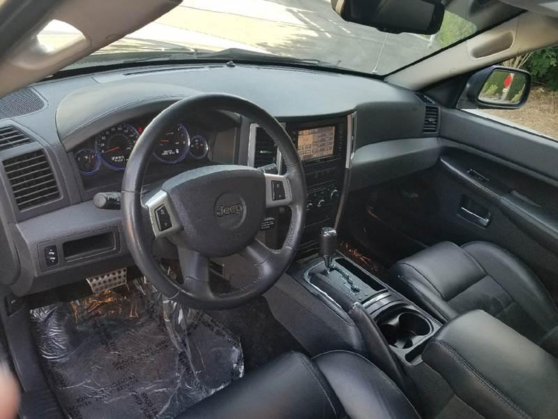 2009 Jeep Grand Cherokee 4x4 SRT8 4dr SUV - Covina CA