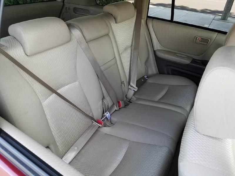 2005 Toyota Highlander Fwd 4dr SUV - Covina CA