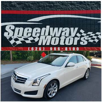 2014 Cadillac ATS for sale in Covina, CA
