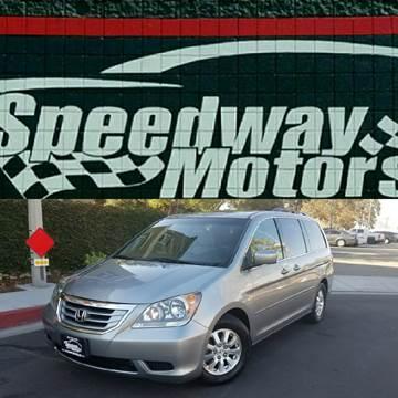 2008 Honda Odyssey for sale in Covina, CA