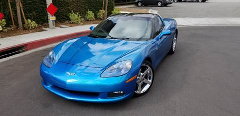 2008 Chevrolet Corvette for sale in Covina, CA