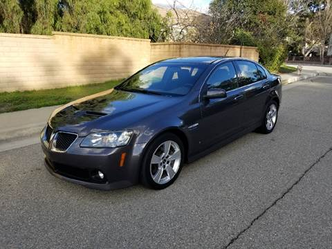 2008 Pontiac G8 for sale in Glendora, CA