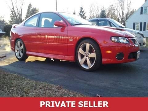 2006 Pontiac GTO for sale in Glendora, CA