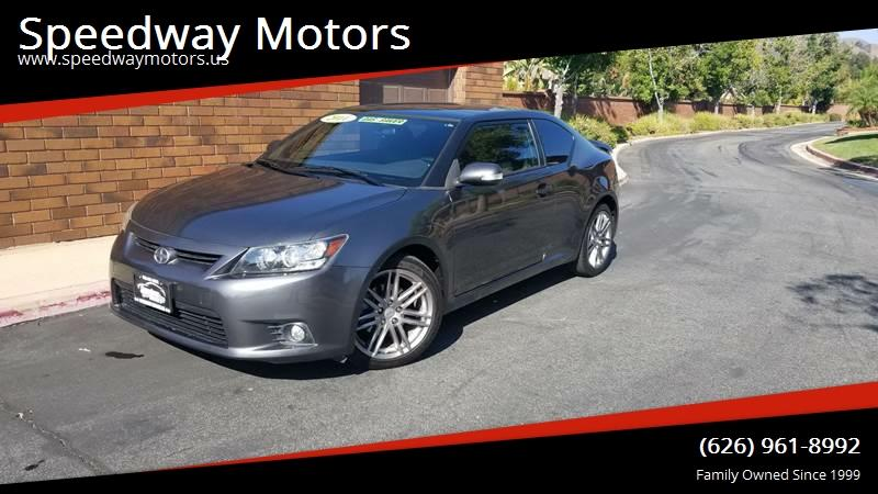 2011 Scion TC For Sale At Speedway Motors In Glendora CA