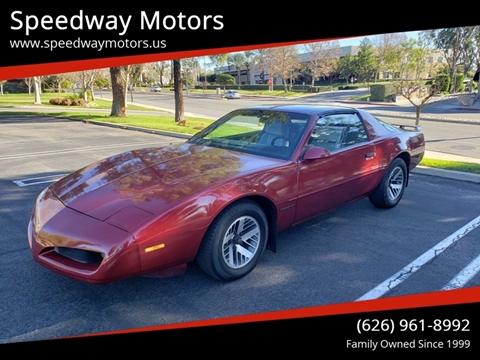 1991 Pontiac Firebird for sale in Glendora, CA